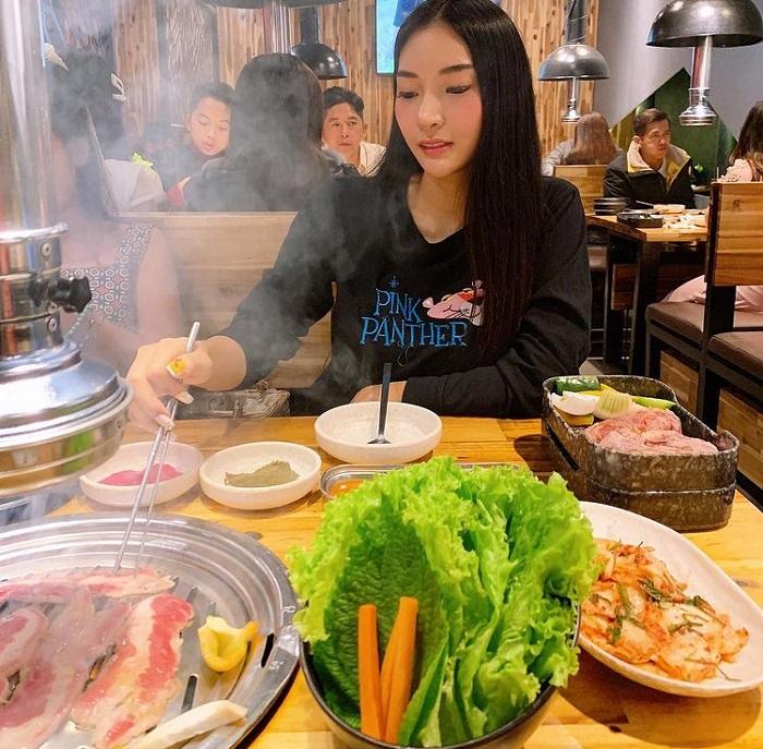 Korean restaurant in Dalat - Fungi Chingu Korean standard