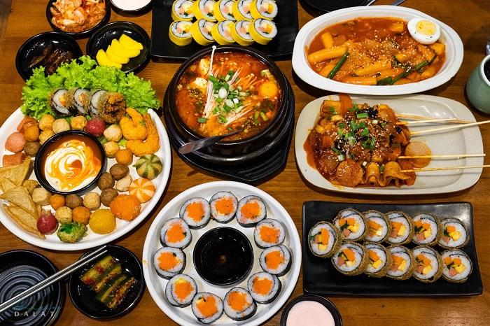 Korean restaurant in Dalat - Gilda restaurant