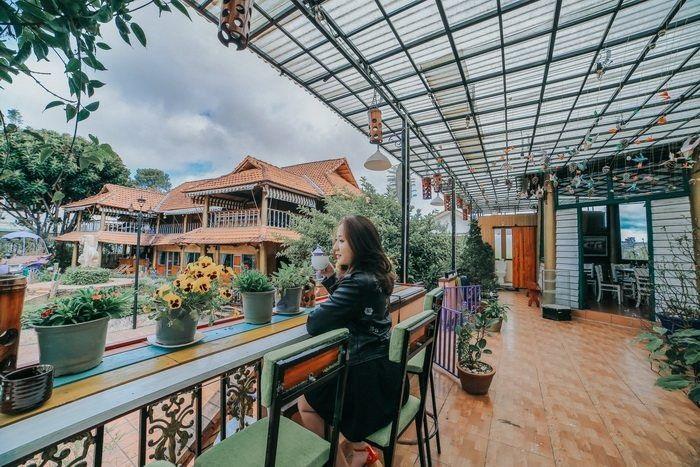 quán cafe cho cặp đôi ở Đà Lạt - Cafe Memory