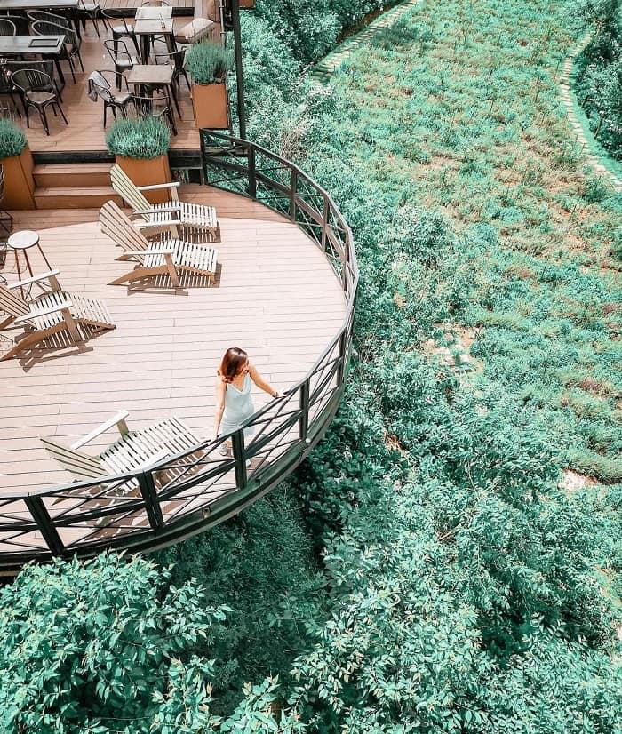quán cafe cho cặp đôi ở Đà Lạt - F Coffee