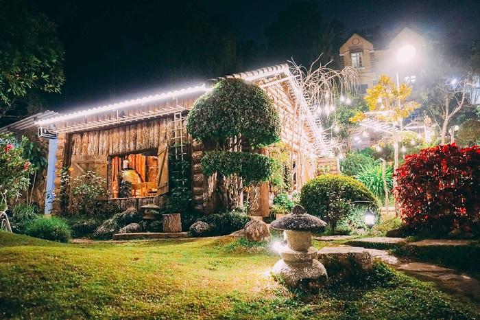 quán cafe cho cặp đôi ở Đà Lạt - Rainny cafe cổ tích