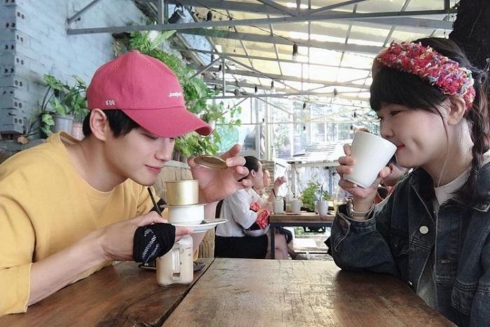 quán cafe cho cặp đôi ở Đà Lạt - hẹn hò An Cafe