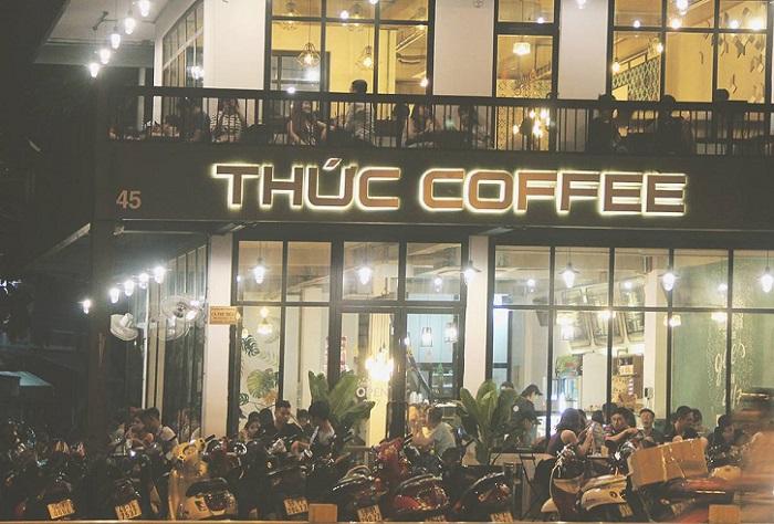 Những quán cafe đêm ở Sài Gòn - Thức coffee