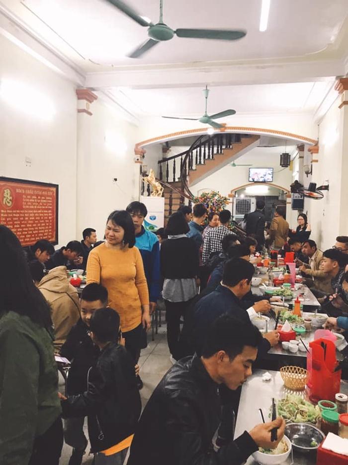 Phúc Tửu là quán canh cá ngon ở Thái Bình
