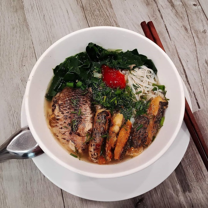 list các quán canh cá ngon ở Thái Bình