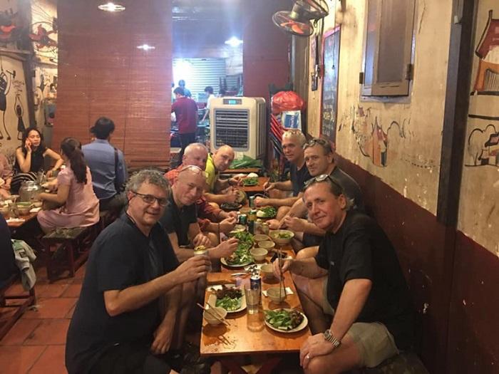 quán ăn món Bắc ở Sài Gòn - quán Ngõ 89