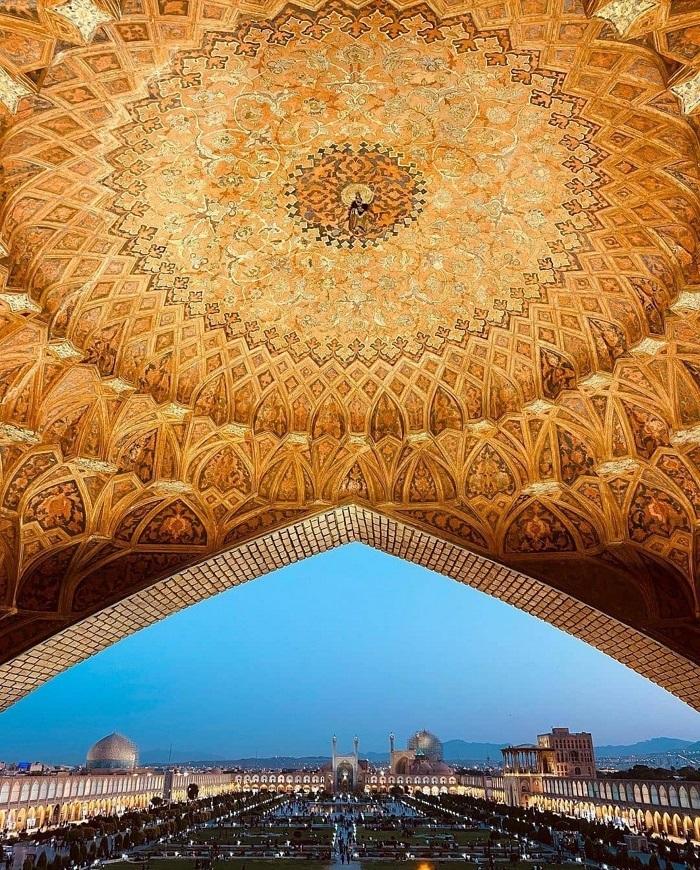 Quảng trường công cộng Isfahan - Trải nghiệm trên Con đường Tơ lụa