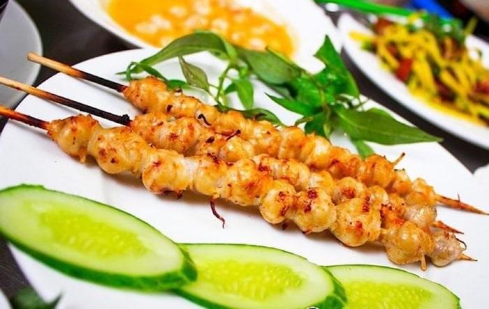 Món răng mực - Món ăn vặt ở Phan Thiết