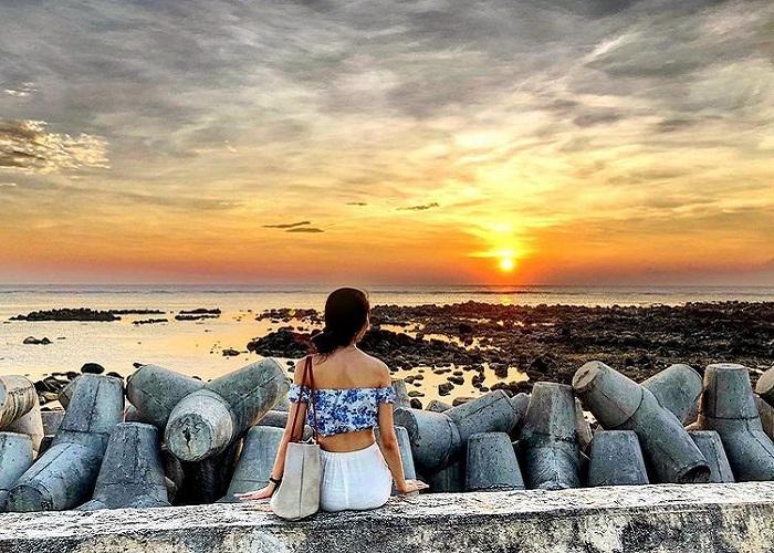 Rủ nhau đến hòn Mù Cu ngắm bình minh đẹp nhất trên đảo Lý Sơn!
