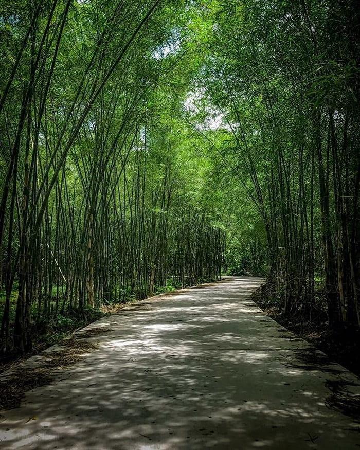 Khám phá vùng Bảy Núi An Giang - căn cứ Ô Tà Sóc