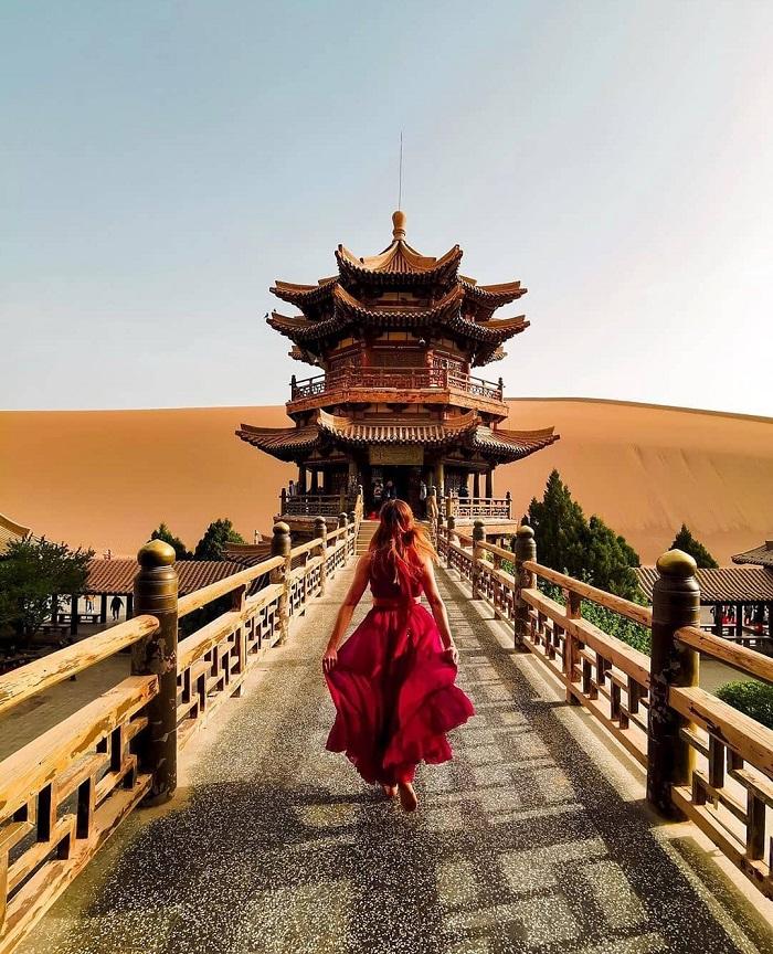 Sa mạc Taklamakan, Trung Quốc - Trải nghiệm trên Con đường Tơ lụa