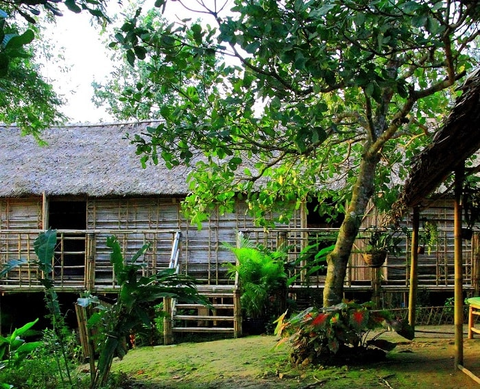 Ta Lai Longhouse - homestay in Dong Nai attracts many guests