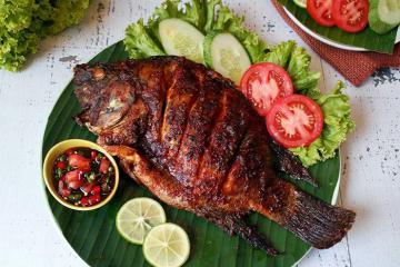 'No căng rốn' với các món ăn đặc sản Malaysia