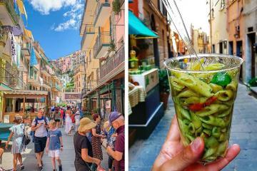Cinque Terre nước Ý - điểm đến tuyệt vời cho những tín đồ ẩm thực
