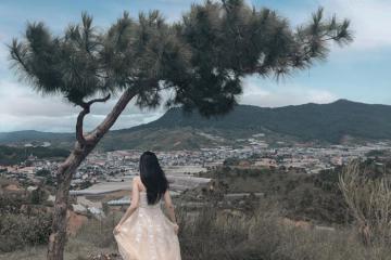 Tới đồi Thiên Phúc Đức Đà Lạt săn mây, ngắm trọn view núi đồi