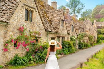 Vùng nông thôn nước Anh gây thương nhớ với những ngôi làng Cotswolds tuyệt đẹp