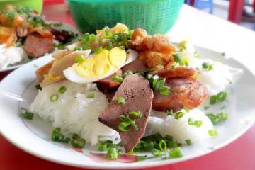 'Ứa nước miếng' với các món ăn vặt ở Phan Thiết siêu ngon