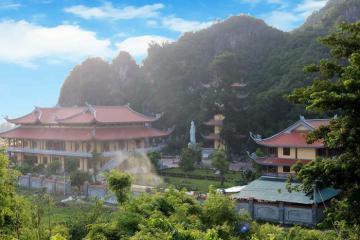 Địa chỉ các ngôi chùa ở Nghệ An linh thiêng bậc nhất