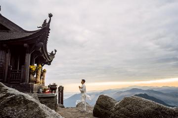 Ghé thăm Chùa Đồng Yên Tử linh thiêng