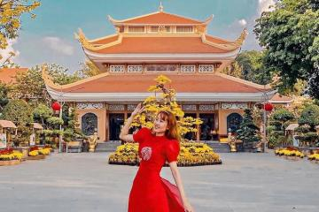 Chùa Hoằng Pháp – chốn tâm linh không vướng bụi trần ở Sài Gòn