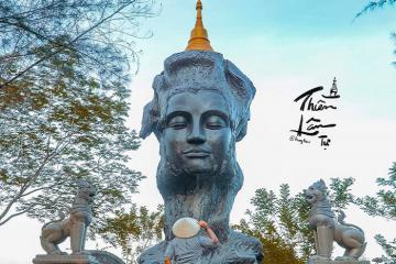 Chùa Thiền Lâm Huế - góc Thái Lan trong lòng cố đô lịch sử