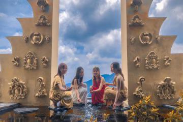 'Lạc trôi' đến cổng trời Tam Đảo - chốn tiên cảnh nơi trần gian