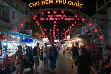 Điểm danh những địa điểm đi chơi tối ở Phú Quốc siêu vui và lãng mạn