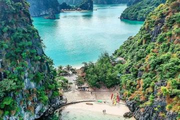 'Đột kích' đảo Tự Do – thiên đường nghỉ dưỡng tại hòn ngọc Cát Bà