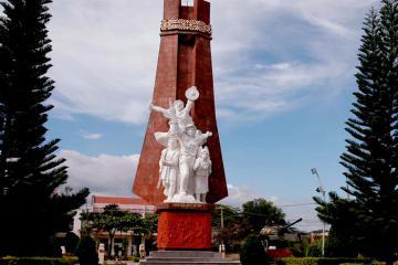 Về Kon Tum nhớ ghé thăm khu di tích chiến thắng Đăk Tô - Tân Cảnh