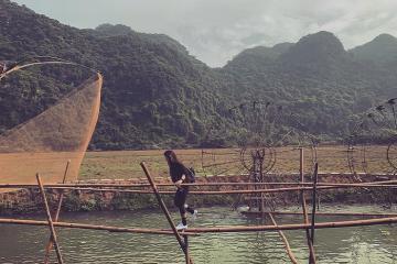 Làng chài Việt Hải – chốn thiên đường bình yên nơi đảo Cát Bà