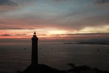 Toàn cảnh mũi Kê Gà Bình Thuận hoang sơ, bình dị