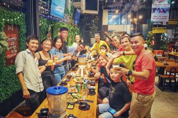 Tổng hợp những quán nhậu đêm ở Sài Gòn lai rai cùng hội bạn