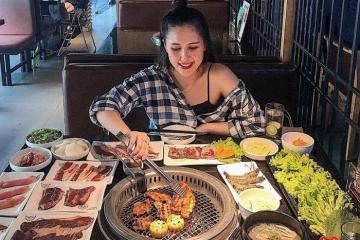 Những quán nướng ngon ở Hà Nội hút khách 'rần rần'