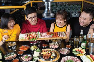 Top 5 quán nướng ngon ở Sài Gòn kèm review thực đơn, giá cả