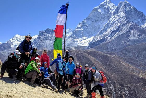 Những điều bạn cần biết về việc trekking lên đỉnh Everest