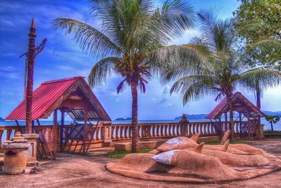 Đón nắng hè tại các bãi biển ở Langkawi đẹp và HOT nhất