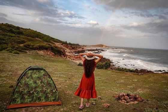 Gợi ý các địa điểm cắm trại ở Phan Thiết vui hết nấc