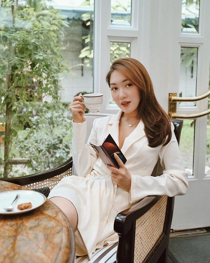 tiệm trà chiều cho nàng hẹn hò ngày 8/3  -bychloenguyen