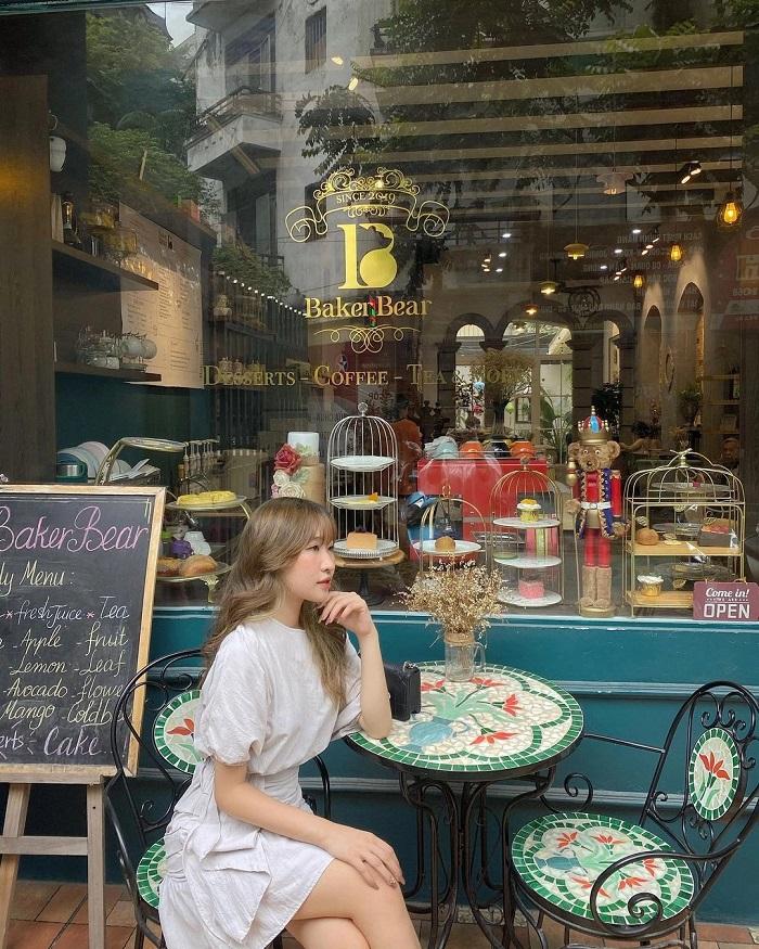 tiệm trà chiều cho nàng hẹn hò ngày 8/3 -cuynhh16-baker