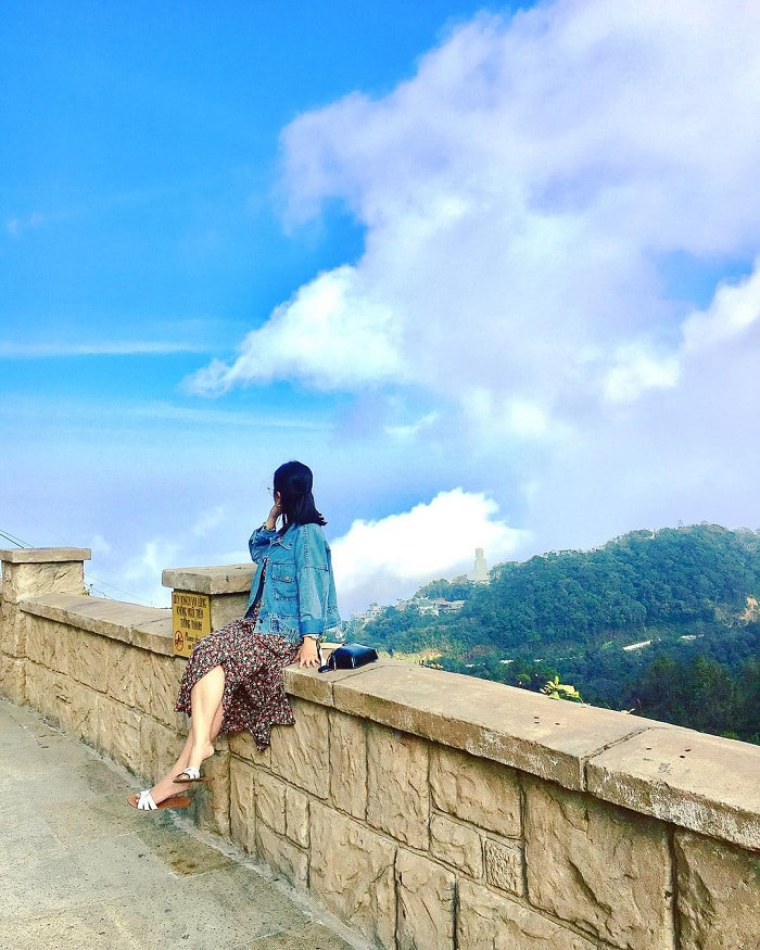 tour du lịch miền Trung 4N giá tốt - check in Bà Nà - Núi Chúa