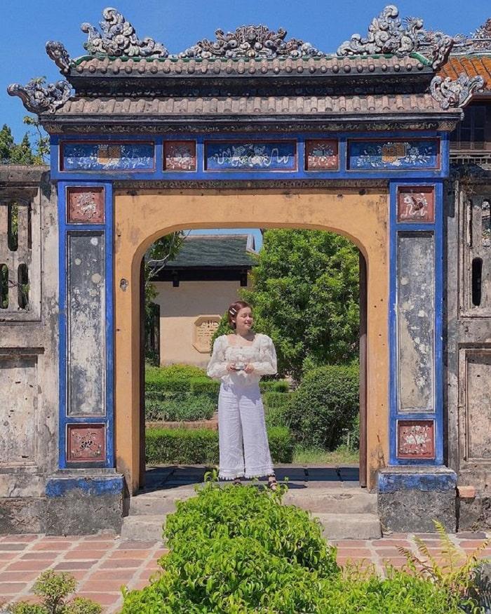 tour du lịch miền Trung 4N giá tốt - thăm Kinh thành Huế