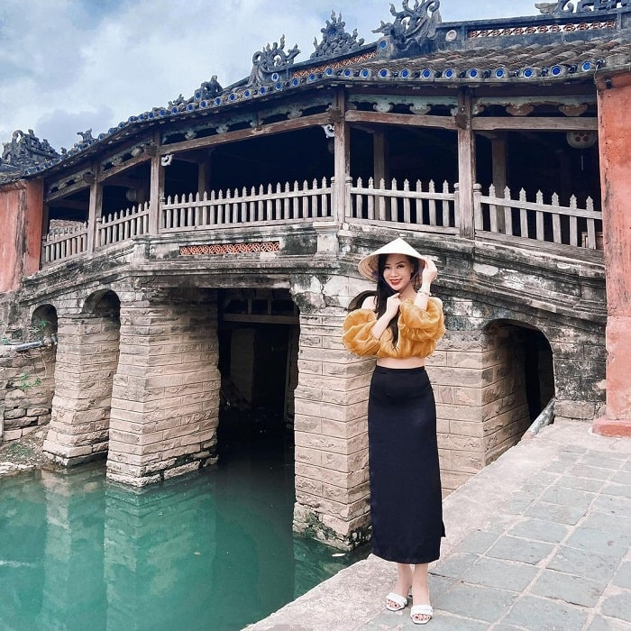 tour du lịch miền Trung 4N giá tốt - check in chùa Cầu Hội An
