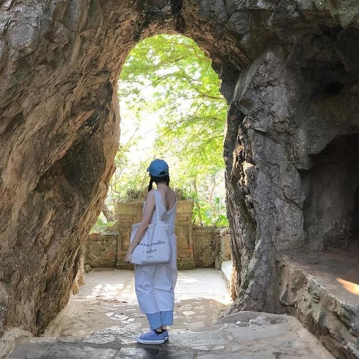 tour du lịch miền Trung 4N giá tốt - khám phá Ngũ Hành Sơn