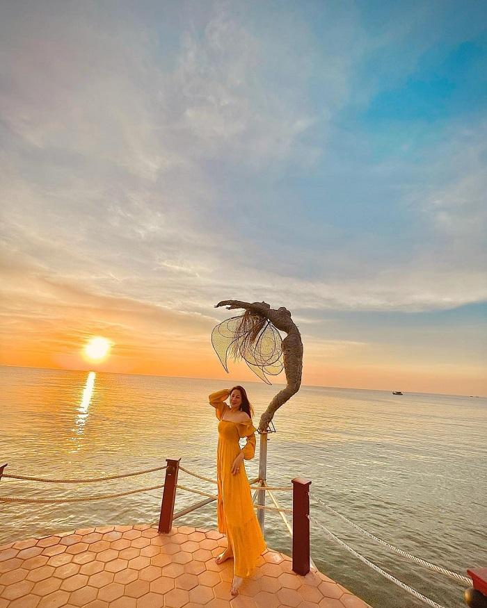 tour Phú Quốc 3N2Đ từ Sài Gòn - check in Sunset Sanato Beach Club