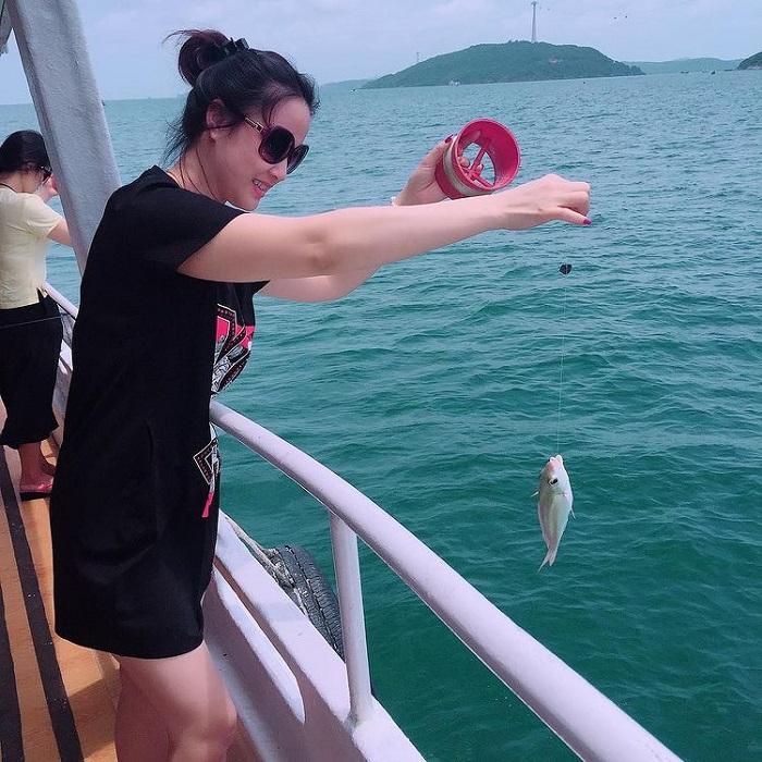 tour Phú Quốc 3N2Đ từ Sài Gòn - trải nghiệm câu cá