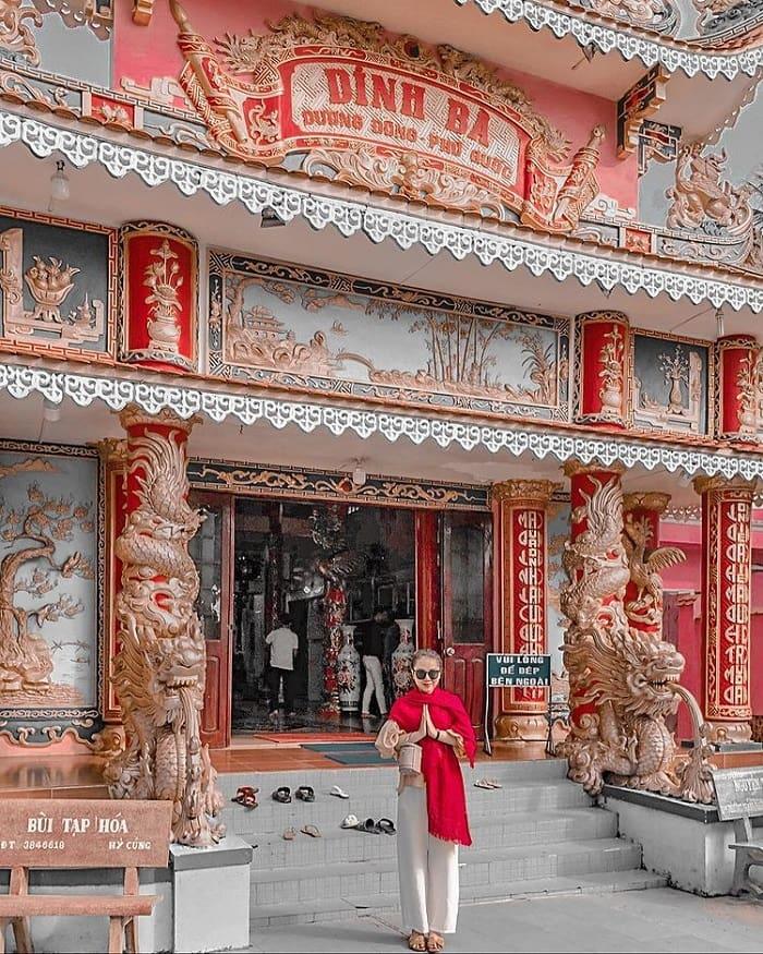 tour Phú Quốc 3N2Đ từ Sài Gòn - thăm Dinh Bà