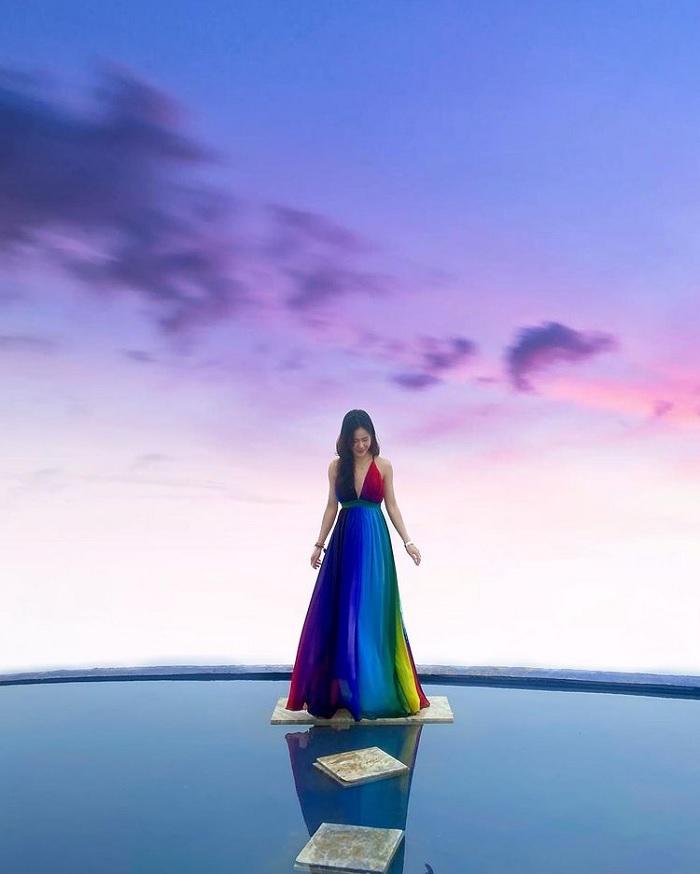 màu sắc tươi sáng - trang phụ chụp ảnh tại Điểm sống ảo mới ở Sapa - Moana Sapa