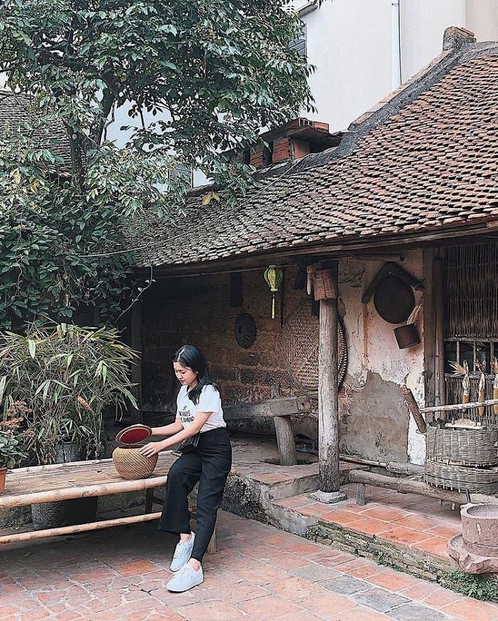Đôi nét về làng cổ Đường Lâm