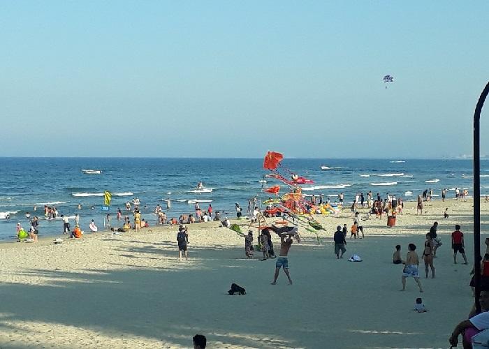 tắm biển du lịch đà nẵng