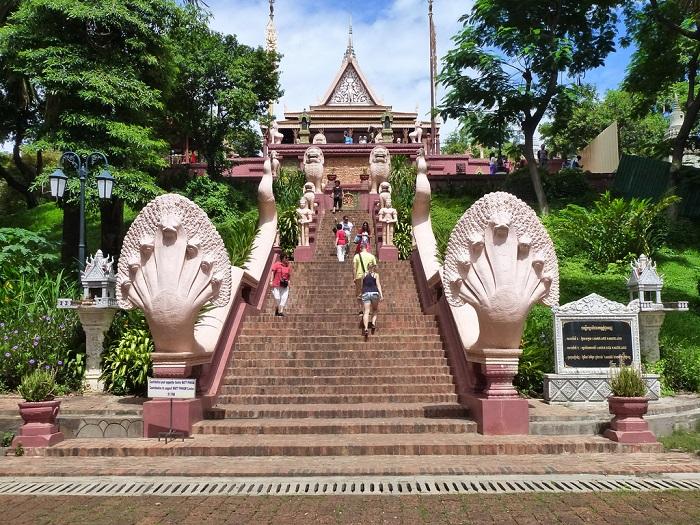 du lịch thủ đô Campuchia